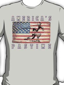 America's Pastime T-Shirt