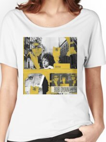 Bob Dylan collected works Women's Relaxed Fit T-Shirt