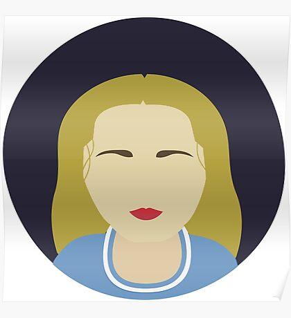 Dolores Westworld Poster