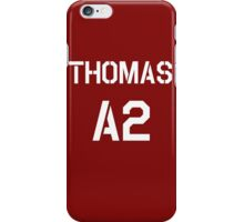 Thomas - A2 iPhone Case/Skin
