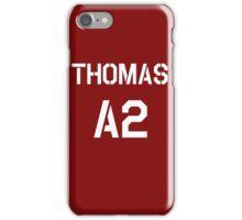 Thomas - A2 iPhone Case/Skin