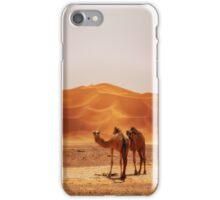Wild Camels iPhone Case/Skin