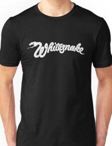 WHITESNAKE LOGO TELUR Unisex T-Shirt