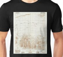 USGS TOPO Map California CA Silurian Hills 101108 1983 24000 geo Unisex T-Shirt