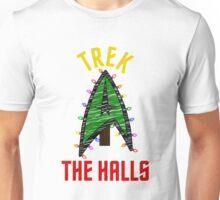 Trek the Halls  Unisex T-Shirt