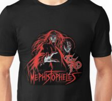Trans-Siberian Orchestra Mephistopheles Blinky Button Unisex T-Shirt