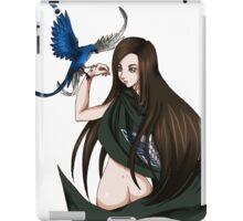 Eruke Bird ID iPad Case/Skin