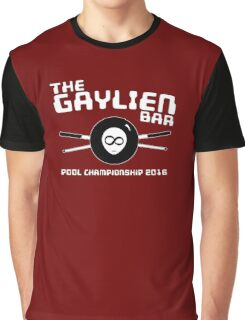 Pool Champion Graphic T-Shirt