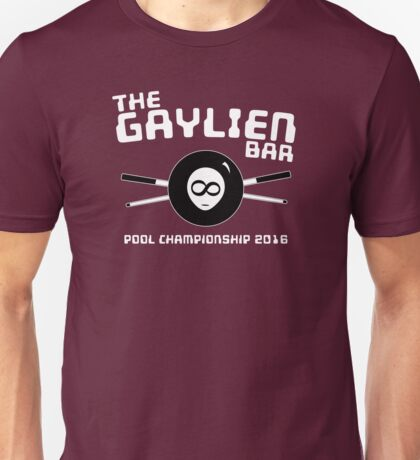 Pool Champion Unisex T-Shirt