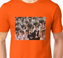 Hop on the Ian Wagon Unisex T-Shirt