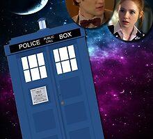 Eleven & Companion by thescudders