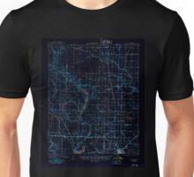 USGS TOPO Map Arkansas AR Stuttgart 260319 1937 62500 Inverted Unisex T-Shirt