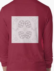 Hearts & Flowers Long Sleeve T-Shirt