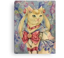 Sailor Mewoon  Canvas Print