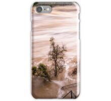 Flooded Duck Reach, Launceston iPhone Case/Skin