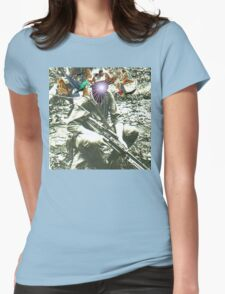 WAR Womens Fitted T-Shirt