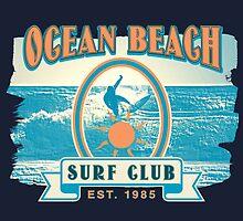Ocean Beach by aBrandwNoName