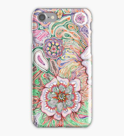 Lucy is in the Garden iPhone Case/Skin