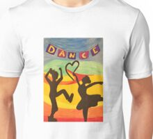 Dance in the Sunset Unisex T-Shirt