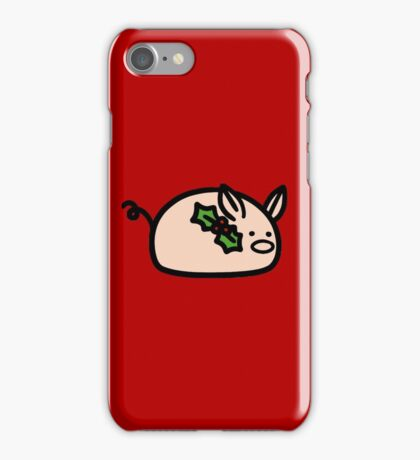 Holly Pig iPhone Case/Skin