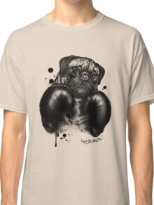 Fight For Pug Life Classic T-Shirt