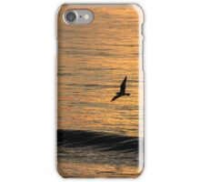 Sunrise Flying iPhone Case/Skin