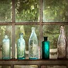 Hobby - Bottles - It's all about the glass by Mike  Savad