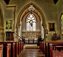 St Mary The Virgin Stowting by Dave Godden