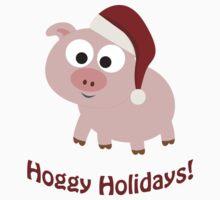 Hoggy Holidays! One Piece - Short Sleeve