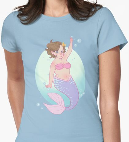 My Merlady Womens Fitted T-Shirt