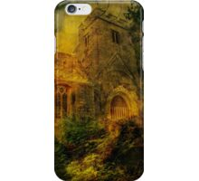 Eastwell Ruins iPhone Case/Skin
