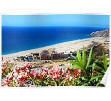 Cabo San Lucas Pueblo Bonito Sunset Beach Poster