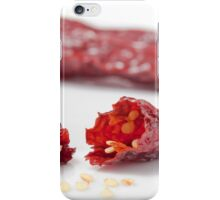 Dried Chillies #1 iPhone Case/Skin