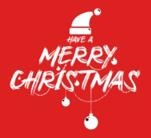 Have a Holly Jolly Merry Christmas  Kids Tee