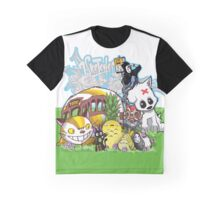 Miyacrew Grahic T-Shirt Graphic T-Shirt