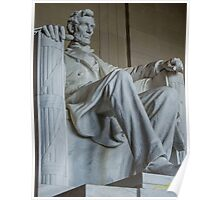 Lincoln Monument Poster