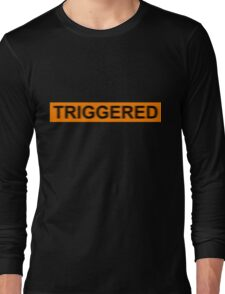 Triggered Long Sleeve T-Shirt