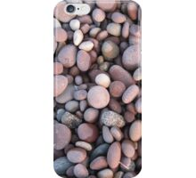 Pebbles on the Beach iPhone Case/Skin