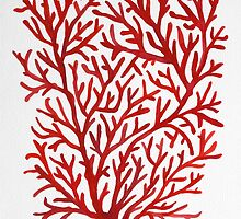Red Coral by Cat Coquillette