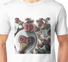 Cuccos Attack Unisex T-Shirt