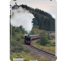 The Jacobite Steam Train iPad Case/Skin