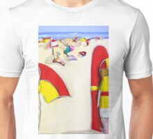 Back to the beach Unisex T-Shirt