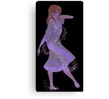 So She Dances Canvas Print