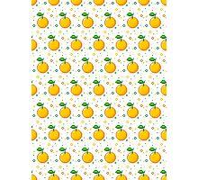 Pixel Fruits - Oranges Edition Photographic Print