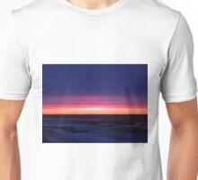 Sublime Seaside Sunset Unisex T-Shirt