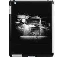 Old Dodge truck iPad Case/Skin