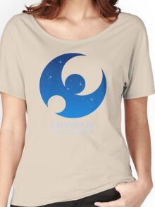 Champion under the MOON Women's Relaxed Fit T-Shirt