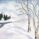 A Winters Day by Diane Hall