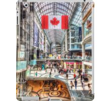 Eaton Center iPad Case/Skin