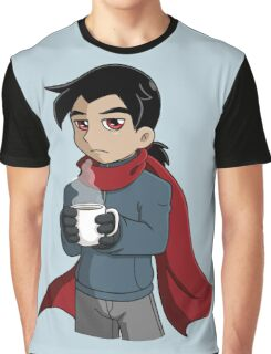 Cold and Grumpy Graphic T-Shirt